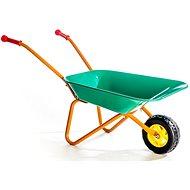 Blatt Rad Yupee grün - Kinderschubkarre