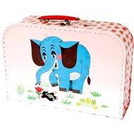 Kinder Koffer - Maulwurf und Elefant - Kinderkoffer