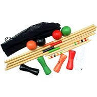 Kroket for 4 players - Outdoor Game