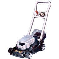 Lawn mower deluxe - black - Play Set