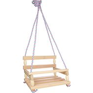 Wooden swing - Natural
