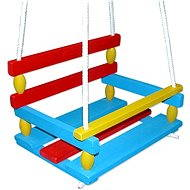 Wooden Swing - Colorful - Swing