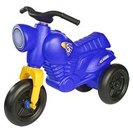 Motorcycle Classic 5 Maxi Blue - Balance Bike/Ride-on
