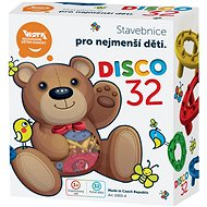 Stavebnice Disco 32 - Stavebnice