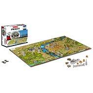 4D City - Puzzle Prague