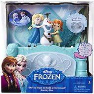Ice Kingdom - Musikalische Schmuck-Boxen Anna / Elsa