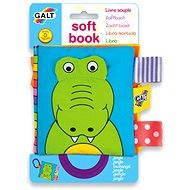Detská knižka so zvieratkami - Džungľa