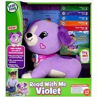 Čtení s mluvícím pejskem Violet - Interaktivní hračka