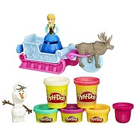 Play-Doh - Ice Kingdom and adventures on sledges