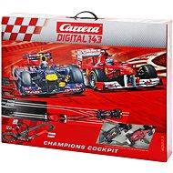 Carrera D143 40023 - Champions Cockpit - Slot Car Track