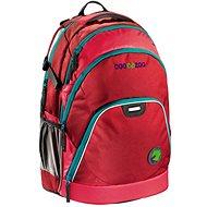 CoocaZoo EvverClevver Rio Red - Školní batoh