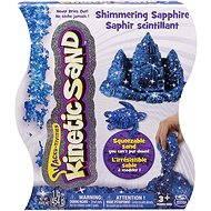 Kinetický písek - 454 g Gem sapphire - Kreativní sada