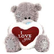 """Teddybär mit einem Herzen """"Me to you"""""""