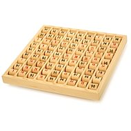 Wooden school supplies - Multiplication rollers