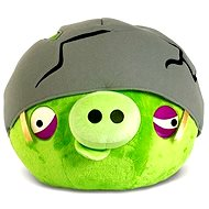 Rovio Angry Birds 20cm Plush Helmet Pig with Sound