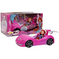 WinX - Bloom and magical car