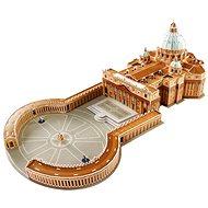 Engineered Foam 3D-Puzzle - Petersdom - Puzzle