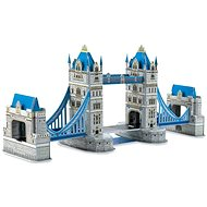 Three-layer foam 3D puzzle - Tower bridge - Puzzle