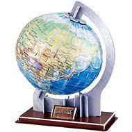 Třívrstvé pěnové 3D puzzle - 3D Svět