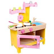Dětská dřevěná kuchyňka Nena - Kuchyňka
