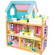 Wooden dollhouse - Residence
