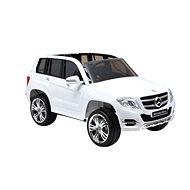 Dětské autíčko Mercedes Benz GLK Class – bílé - Elektrické auto