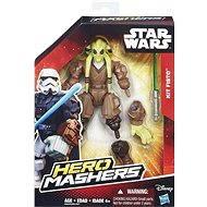 Star Wars Hero Mashers - Warriors Kit Fisto