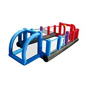 Inflatable multifunctional playground Hecht 59072