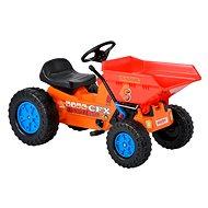 Detský traktrůrek - Vyklápacie Hecht 51312 - Šliapací traktor