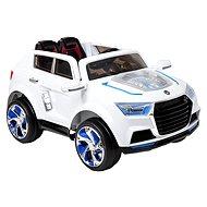 Dětské auto HECHT bílé