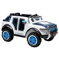 Baby car HECHT 58588 - white-blue - Electric Vehicle