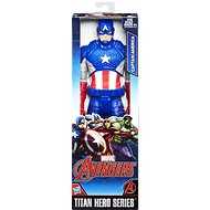 Avengers Titan Hero Series - Captain Amerika