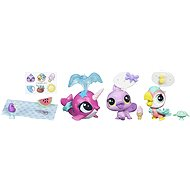 Littlest Pet Shop - pet with complementary ice cream party