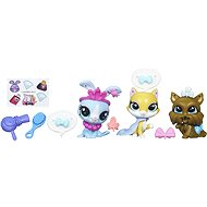 Littlest Pet Shop - pet with accessory shopping fun
