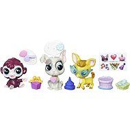 Littlest Pet Shop - Animals with a supplement Party in the Park