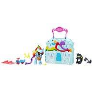 My Little Pony - Opening playing set Rainbow Dash