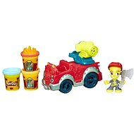 Play-Doh Town - Feuer Auto - Kreativset