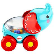 Mattel Fisher Price - Elephant with beads - Didactic Toy