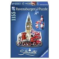 Ravensburger Shape Puzzle - Big Ben, London