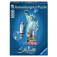 Ravensburger Shape Puzzle - Statue of Liberty, New York