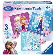 Ravensburger Frozen 3 in 1