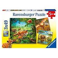Ravensburger Země živočichů - Puzzle