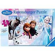 Ravensburger Ledové království - Puzzle