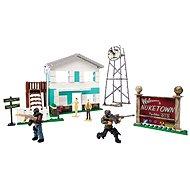 Mega Bloks Call of Duty - The town Nuketown