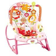 Mattel Fisher Price - Pink seat from baby to toddler