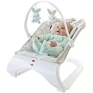Fisher-Price Comfort Curve Bouncer Deluxe
