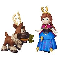 Ice Kingdom - Little doll Anna and Sven