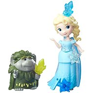 Ice Kingdom - Little doll with friend Elsa and Grand Pabbie - Doll