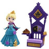 Disney Little Kingdom - Elsa & Thron - Puppe
