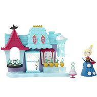 Frozen Mini Doll - Elsa Playing Set and Ice Store - Play Set
